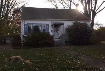 Catskill Single Family Home Fully Executed Contract: 3 Orchard Avenue