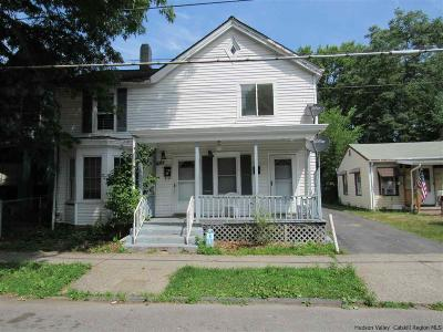 Multi Family Home Accepted Offer Cts: 129 Cedar