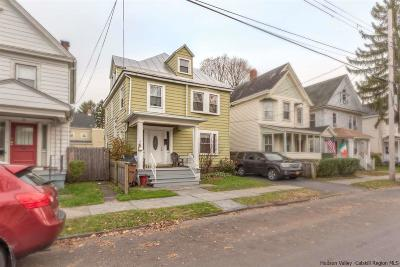 Kingston Single Family Home For Sale: 154 Downs Street