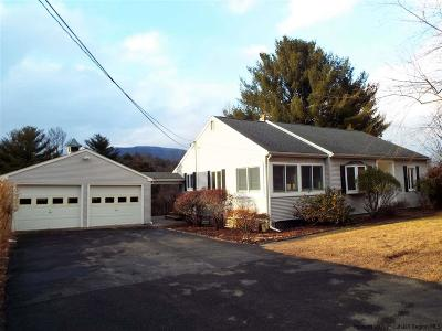Saugerties Single Family Home For Sale: 297 Blue Mounatin Road