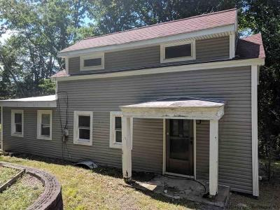 Single Family Home For Sale: 457 N Elting Corners Road