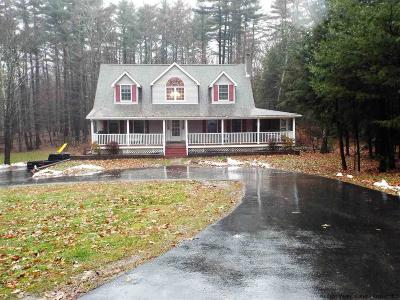 Saugerties Single Family Home For Sale: 56 Brink Rd.