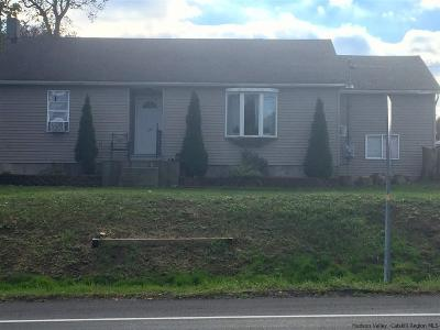 Saugerties Multi Family Home For Sale: 429 Route 212