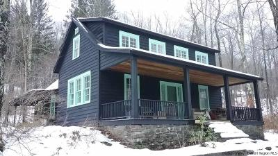 Shandaken Multi Family Home For Sale: 12 Gooding & Route 42