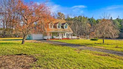 Woodstock Single Family Home For Sale: 18 Shultis Farm Road