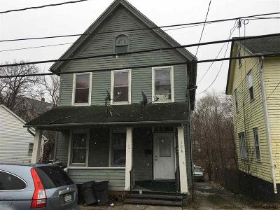 Multi Family Home For Sale: 106 Pearl Street