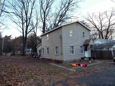 Saugerties Single Family Home For Sale: 6 Notch View Blvd