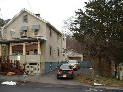 Kingston Multi Family Home Fully Executed Contract: 40 Second Avenue