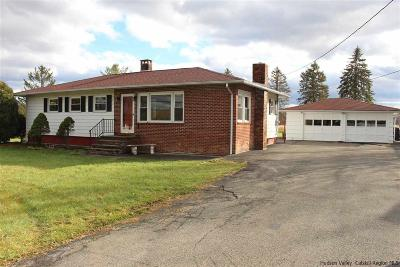 Saugerties Single Family Home For Sale: 503 Route 212