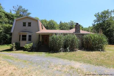 Ulster County Single Family Home For Sale: 594 Upper Mountain Road