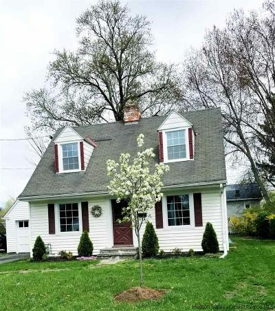 Ulster County Single Family Home For Sale: 142 Harding