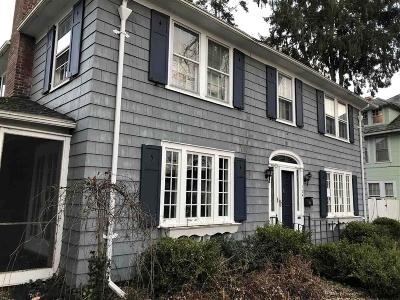 Ulster County Single Family Home For Sale: 124 Foxhall Avenue