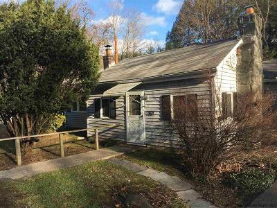 Ulster County Rental For Rent: 368 Chestnut Hill Rd