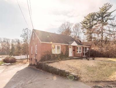 Ulster County Single Family Home For Sale: 214 Lucas Avenue