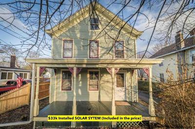 Saugerties NY Single Family Home For Sale: $185,500
