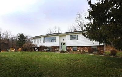 New Paltz Single Family Home For Sale: 662 Albany Post Road