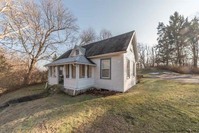 New Paltz Single Family Home Fully Executed Contract: 683 Old Post Road