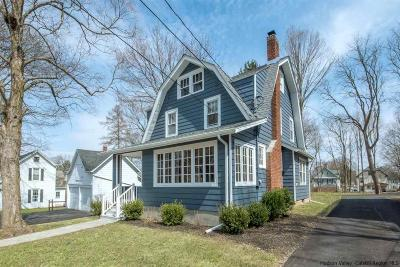 Ulster County Single Family Home For Sale: 56 Johnston Avenue