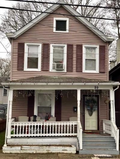 Kingston Single Family Home For Sale: 89 Prospect Street