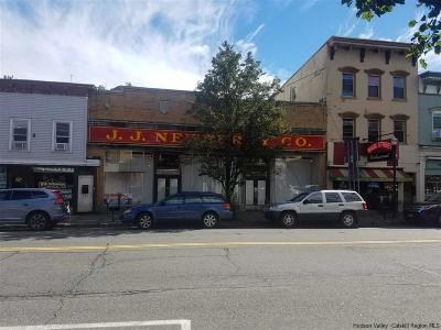 Saugerties Commercial For Sale: 236 Main St Street