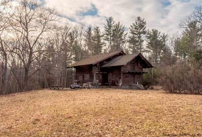 Saugerties Single Family Home For Sale: 71 Wegebauer Road