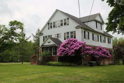 Single Family Home For Sale: 464 Cold Spring Road