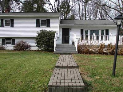 Ellenville Single Family Home For Sale: 18 Yaffe Road