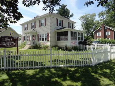 Kingston Single Family Home For Sale: 435 Albany Avenue