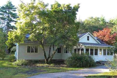 Woodstock Single Family Home For Sale: 1775 Glasco Tpke
