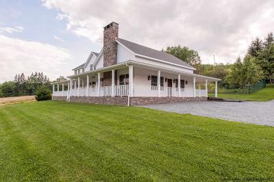 Single Family Home For Sale: 239 Bethlehem Road