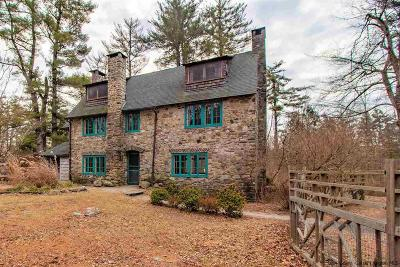 Woodstock NY Single Family Home For Sale: $850,000