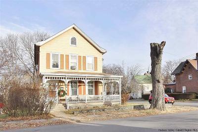 Kingston Single Family Home For Sale: 20 Crane Street
