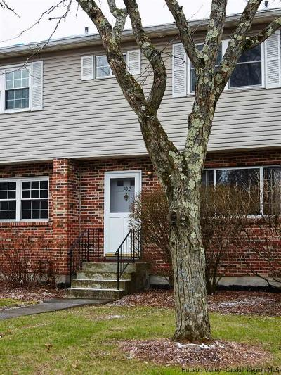 New Paltz Townhouse Fully Executed Contract: 302 Briarwood Court
