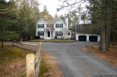 Woodstock NY Single Family Home For Sale: $525,000