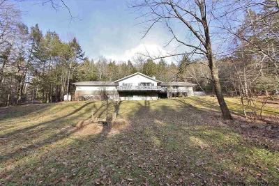 Woodstock NY Single Family Home For Sale: $420,000