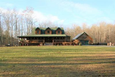 Greene County Single Family Home For Sale: 615 Doman Rd