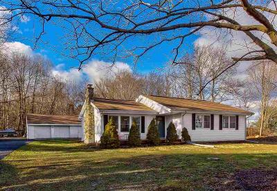 New Paltz Single Family Home Fully Executed Contract: 141 N Ohioville Road