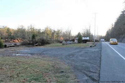 Saugerties Commercial Lots & Land For Sale: 2498 Route 9w