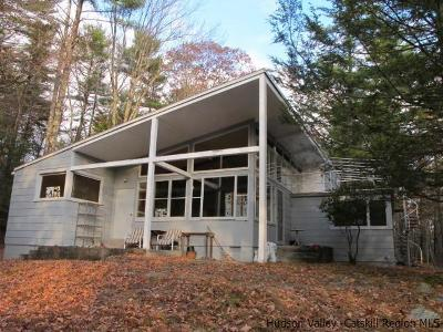 Woodstock NY Single Family Home For Sale: $636,000