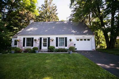 New Paltz Single Family Home Fully Executed Contract: 7 Lookout Avenue