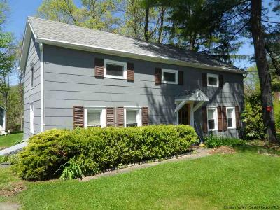 Saugerties Single Family Home For Sale: 11 Church Road Lane