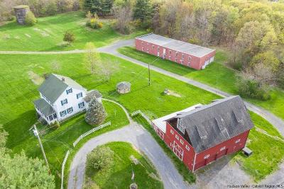 Ulster County Single Family Home For Sale: 1592 Broadway