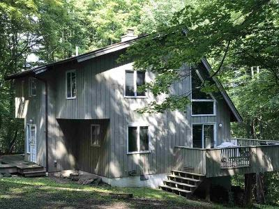 Delaware County Single Family Home For Sale: 70 Woodchuck Road
