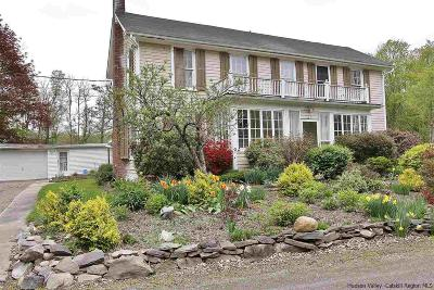 Dutchess County, Orange County, Sullivan County, Ulster County Single Family Home For Sale: 1527 Route 9g