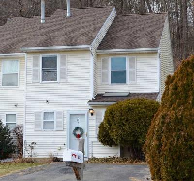 Dutchess County, Orange County, Sullivan County, Ulster County Townhouse For Sale: 81 Red Maple