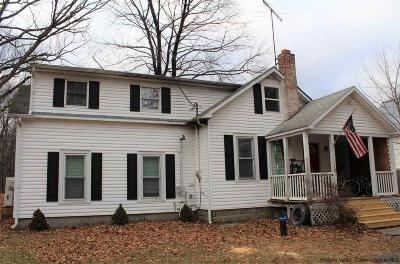 Dutchess County, Orange County, Sullivan County, Ulster County Single Family Home For Sale: 95 Freetown Highway