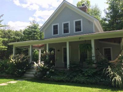 Dutchess County, Orange County, Sullivan County, Ulster County Single Family Home For Sale: 58 Rowley Road