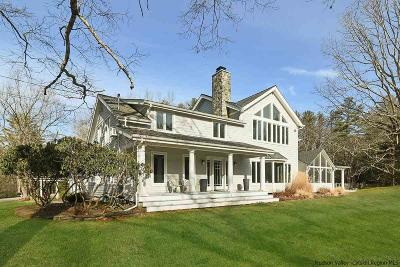 Woodstock NY Single Family Home For Sale: $1,575,000