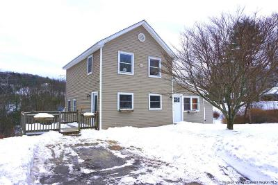 Saugerties Single Family Home For Sale: 115 Teetsel Road