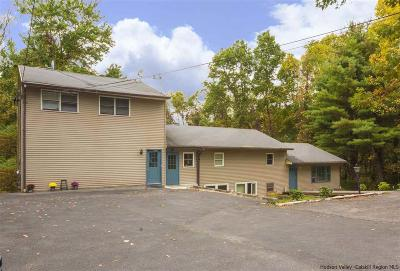 New Paltz Multi Family Home Fully Executed Contract: 167 N Putt Corners Road